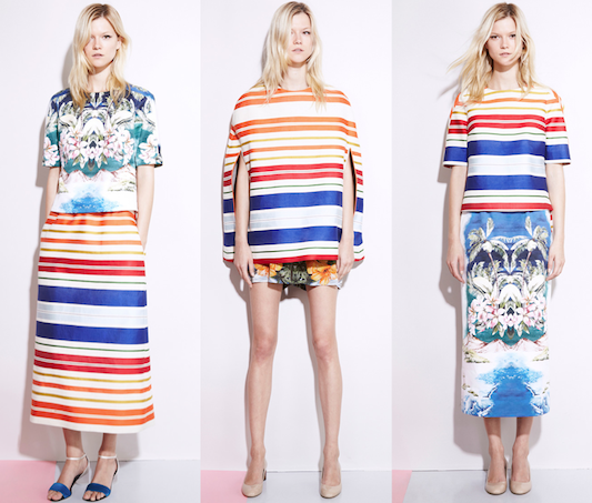 stella mccartney: resort 2012