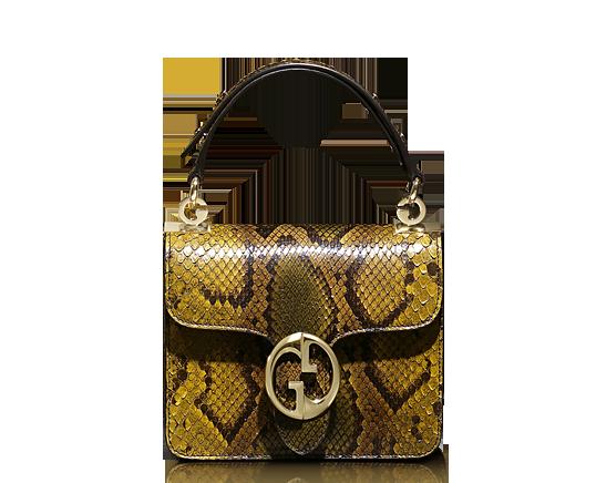 splurge: gucci 1973 python