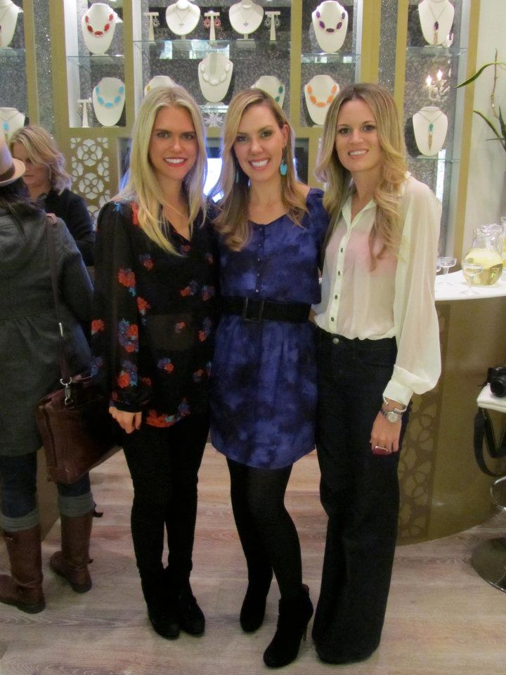 kendra scott opens a new store in dallas!